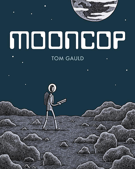 Mooncop – Tom Gauld