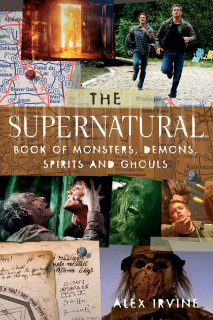 The Supernatural Book of Monsters, Demons, Spirit and Ghouls